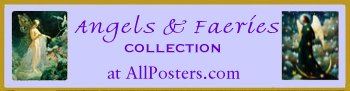 Angels and Faeries calendars