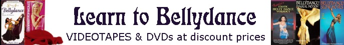 learn to bellydance video dvd
