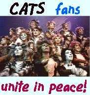 Cats Fans Unite in Peace