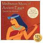 Meditation Music of Ancient Egypt CD