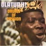 Drums of Passion Babatunde Olatunji   CD