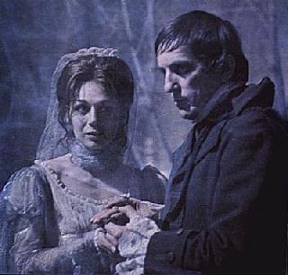 Barnabas & Maggie-Josette from Dark Shadows