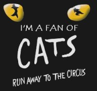 Cats Run Away to the Circus