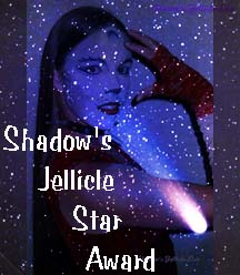 Shadow's Jellicle Star Award