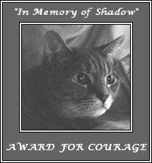 Shadow's Courage Award